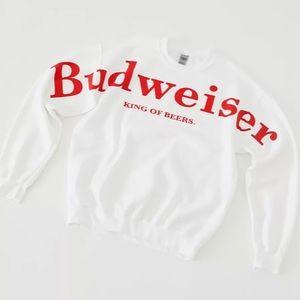 Retro Budweiser Crewneck